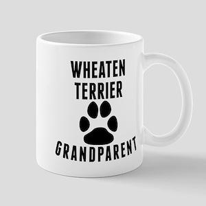 Wheaten Terrier Grandparent Mugs