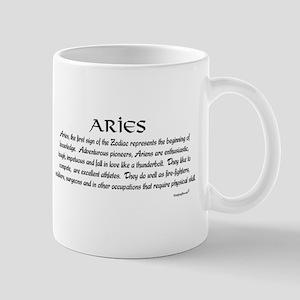 Aries Coat-of-Arms Mug