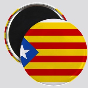 LEstelada Blava Catalan Independence Flag Magnets