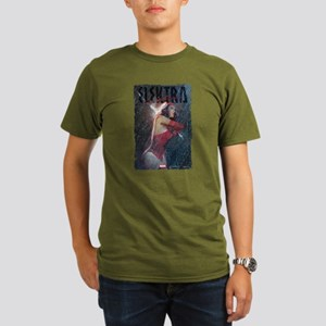 Elektra Rain Organic Men's T-Shirt (dark)