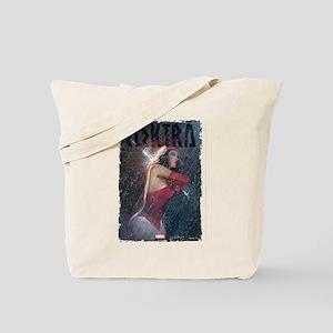 Elektra Rain Tote Bag