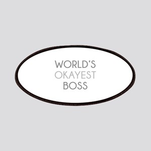 World's Okayest Boss Patches