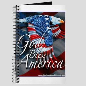 God Bless Journal