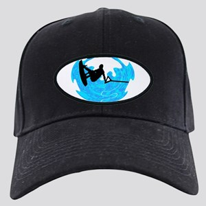 WAKEBOARD TIME Baseball Hat