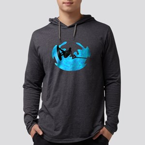 WAKEBOARD TIME Long Sleeve T-Shirt
