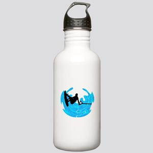 WAKEBOARD TIME Water Bottle