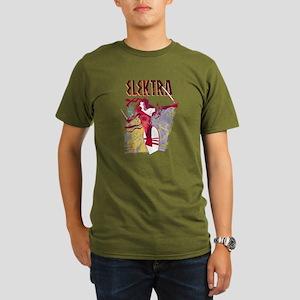 Elektra 1 Organic Men's T-Shirt (dark)