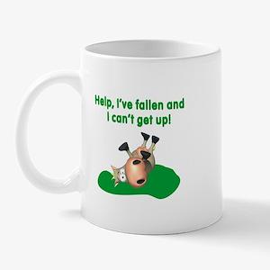 Help I've Fallen Mug