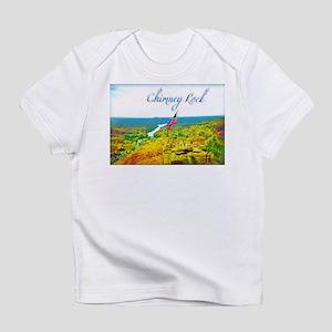 Above Chimney Rock Infant T-Shirt