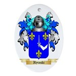 Ilyinski Ornament (Oval)