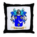Ilyinichnin Throw Pillow