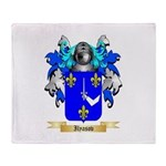 Ilyasov Throw Blanket