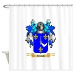 Ilyasov Shower Curtain