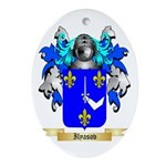 Ilyasov Ornament (Oval)