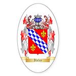 Ilsley Sticker (Oval 50 pk)