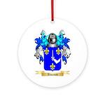 Ilmanov Ornament (Round)