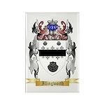 Illingworth Rectangle Magnet (100 pack)