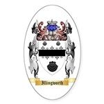 Illingworth Sticker (Oval 50 pk)