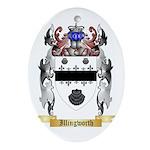 Illingworth Ornament (Oval)