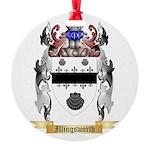 Illingsworth Round Ornament