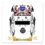 Illingsworth Square Car Magnet 3
