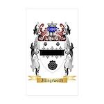 Illingsworth Sticker (Rectangle 50 pk)