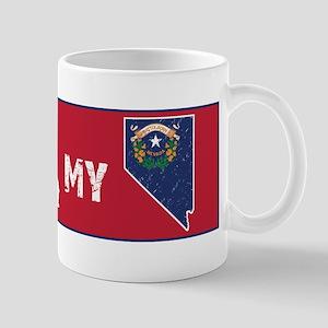 Don't CA my NV Bumper Mugs