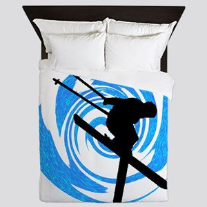 SKI MAKER Queen Duvet