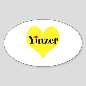 Pittsburghese, Yinzer Sticker