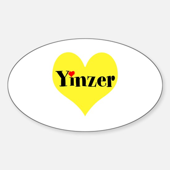 Pittsburghese, Yinzer Decal