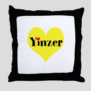 Pittsburghese, Yinzer Throw Pillow