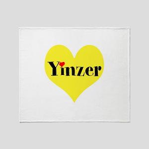 Pittsburghese, Yinzer Throw Blanket