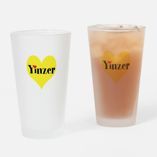 Pittsburghese, Yinzer Drinking Glass