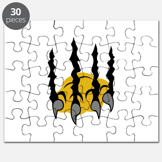 TIGER CLAWS Puzzle