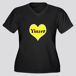 Pittsburghese, Yinzer Plus Size T-Shirt