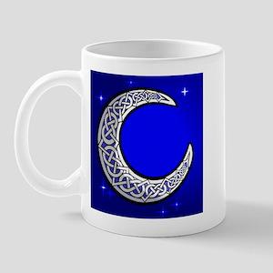 The Celtic Moon Mug