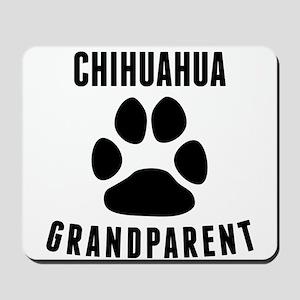 Chihuahua Grandparent Mousepad