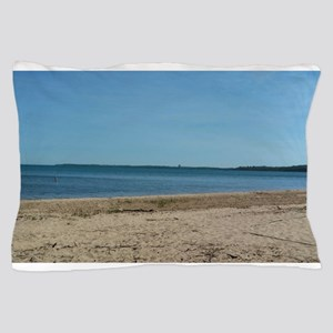The Beach Pillow Case