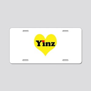 Yinz, black and gold heart, Pittsburgh slang, Alum