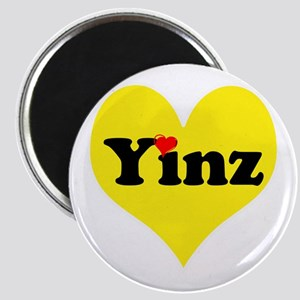 Yinz, black and gold heart, Pittsburgh slang, Magn