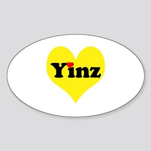 Yinz, black and gold heart, Pittsburgh slang, Stic