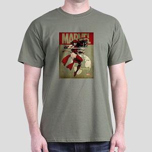 Elektra Marvel Vintage Dark T-Shirt