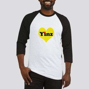 Yinz, black and gold heart, Pittsburgh slang, Base