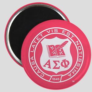Alpha Sigma Phi Crest Magnet