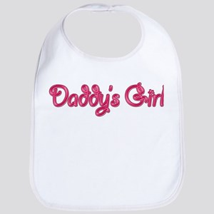 Daddy's Girl Bling Bib