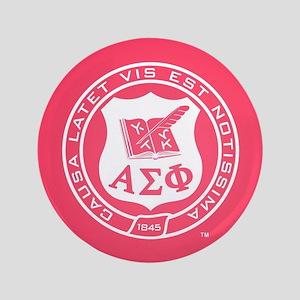 Alpha Sigma Phi Crest Button