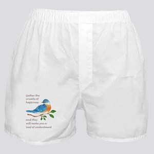 CRUMBS OF HAPPINESS Boxer Shorts