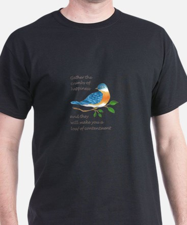 CRUMBS OF HAPPINESS T-Shirt