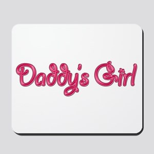 Daddy's Girl Bling Mousepad