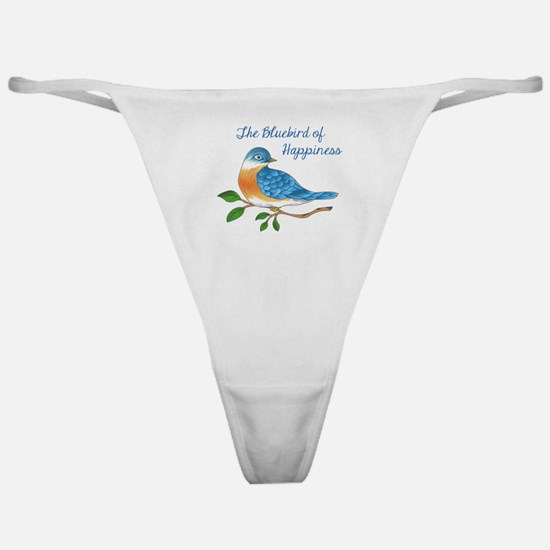 BLUEBIRD OF HAPPINESS Classic Thong
